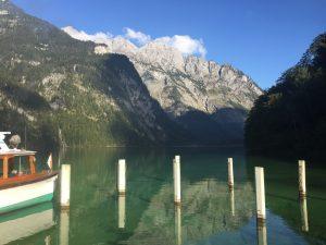 königssee, berchtesgaden, bavaria, germany