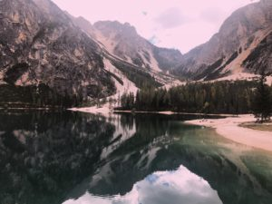favorite hikes dolomites lake braies pragser wildsee